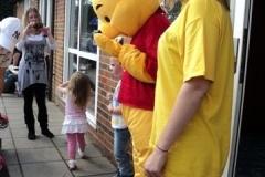 Fun Day 2011 - Kel and Pooh