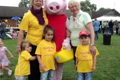 Fun Day 2011 - Peppa Pig Coolings