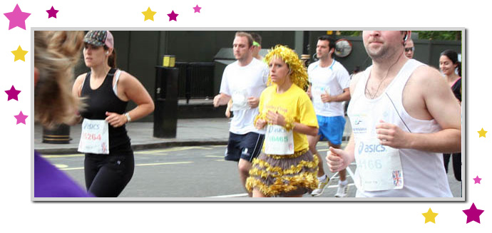 Fundrasing for Charley Paige Trust